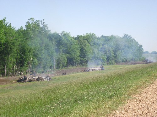 Clearing the Levee